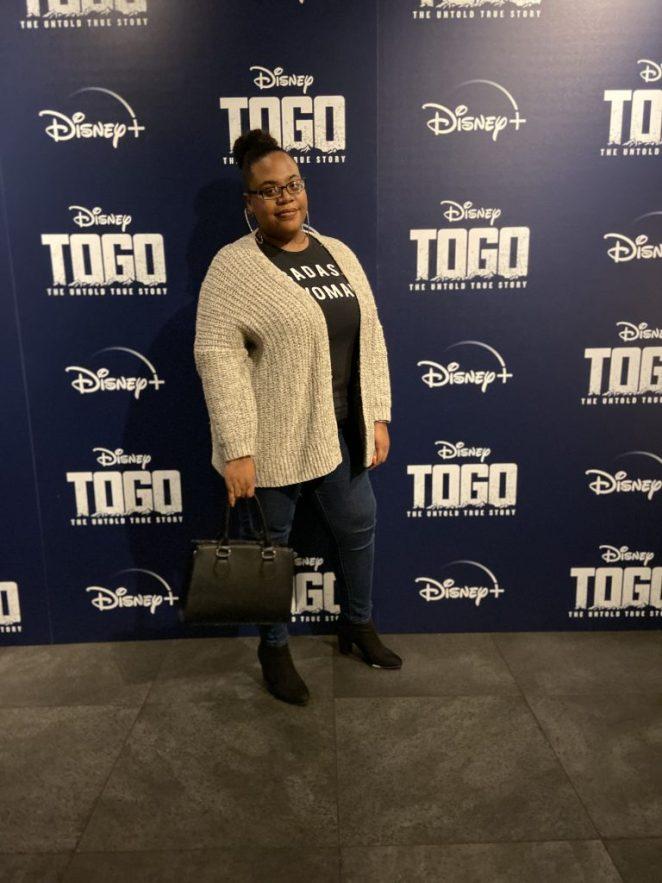 Disney Plus Togo Movie Screening