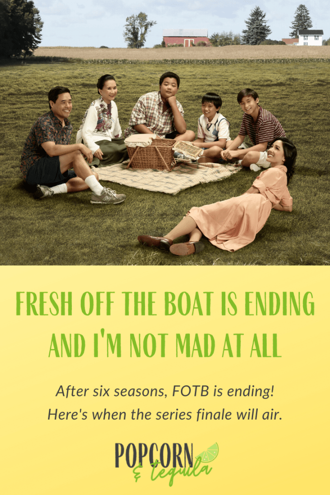 ABC's 'Fresh Off The Boat' Series Is Ending And I'm Not Mad At All