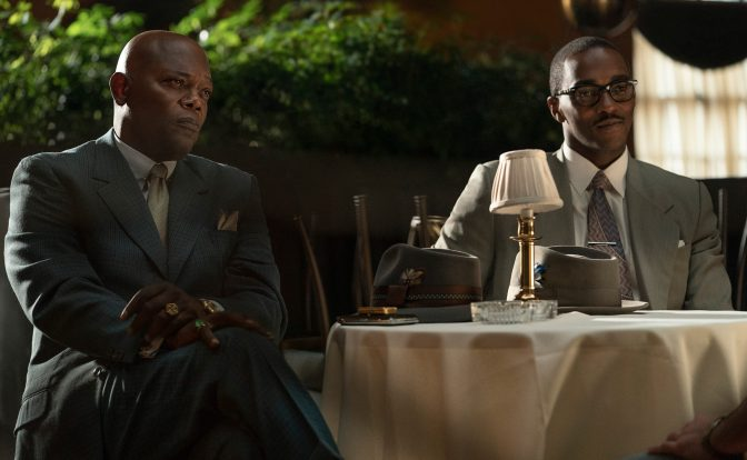 The Banker Movie Samuel Jackson Anthony Mackie
