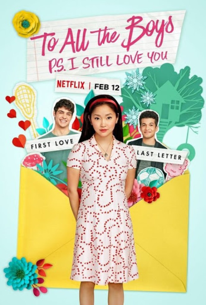 To All the Boys PS I Still Love You poster