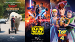 Descendants 3, Toy Story 4, Star Wars: The Clone Wars,Timmy Failure and everything else coming to Disney Plus in February 2020.