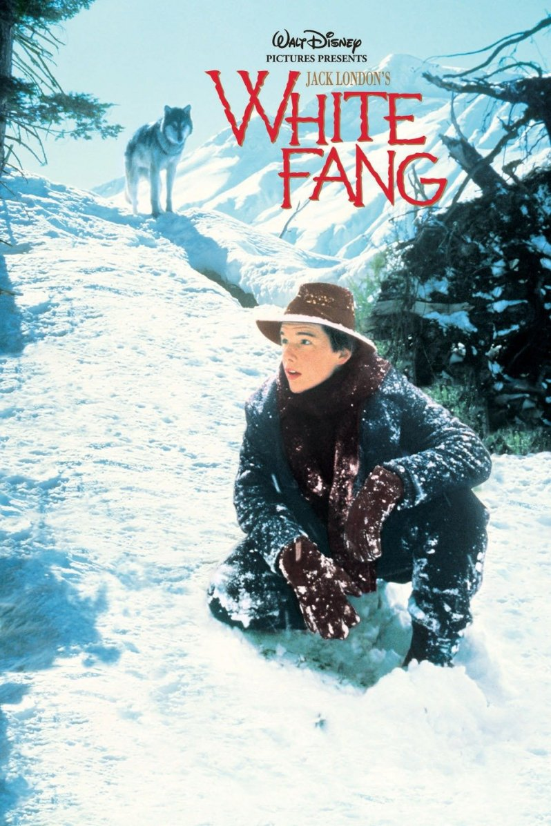 White Fang disney movie