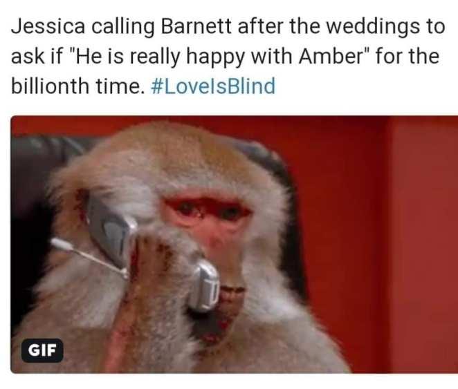 love is blind meme barnett