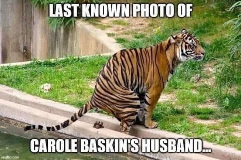 carole baskin husband