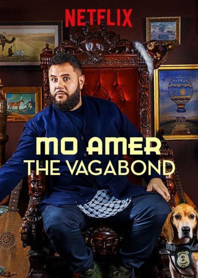 Mo Amer The Vagabond Netflix