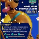 SCOOB Movie Night Twitter Party