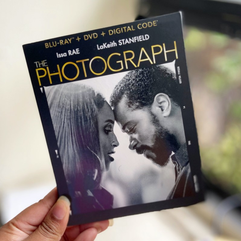 The Photograph Blu-ray DVD