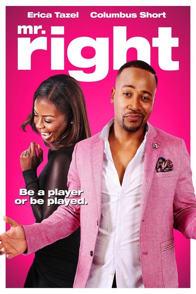 black movies to watch July 2020 Mr. Right Movie Black