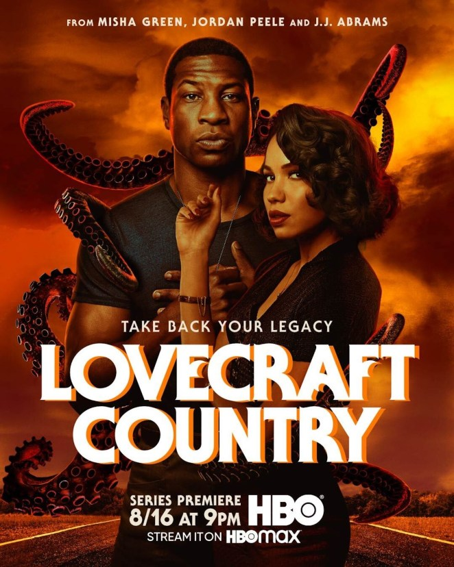 Lovecraft Country HBO Max Poster
