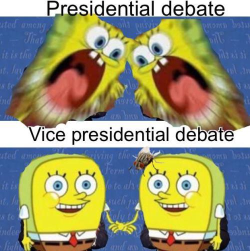 election 2020 memes spongebob squarepants