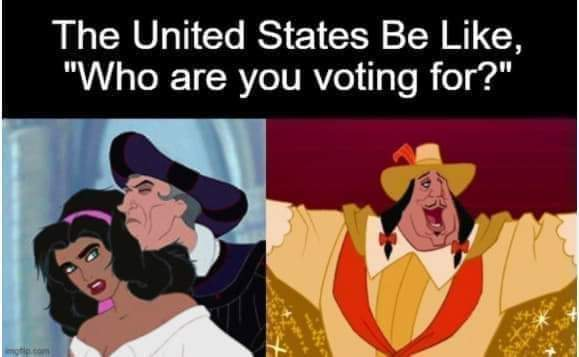 election day 2020 memes