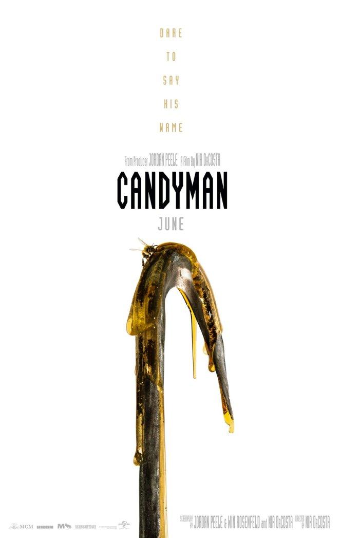 black movies 2021 Candyman poster