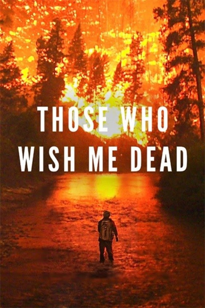 black movies 2021 Those Who Wish Me Dead movie poster
