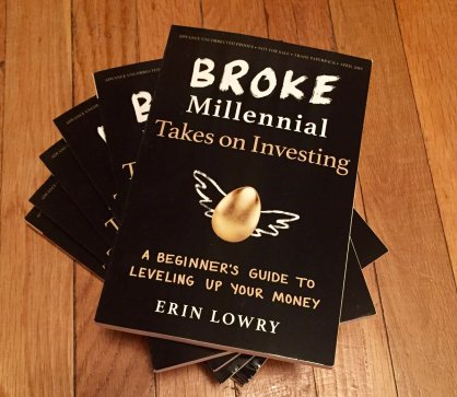 110: Should I Invest if I'm in Debt? ft  Erin Lowry > Popcorn Finance