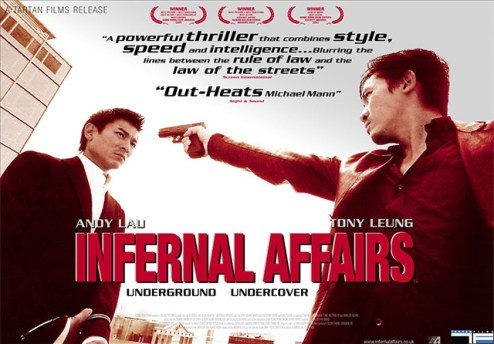 Sleeping Dogs Infernal Affairs