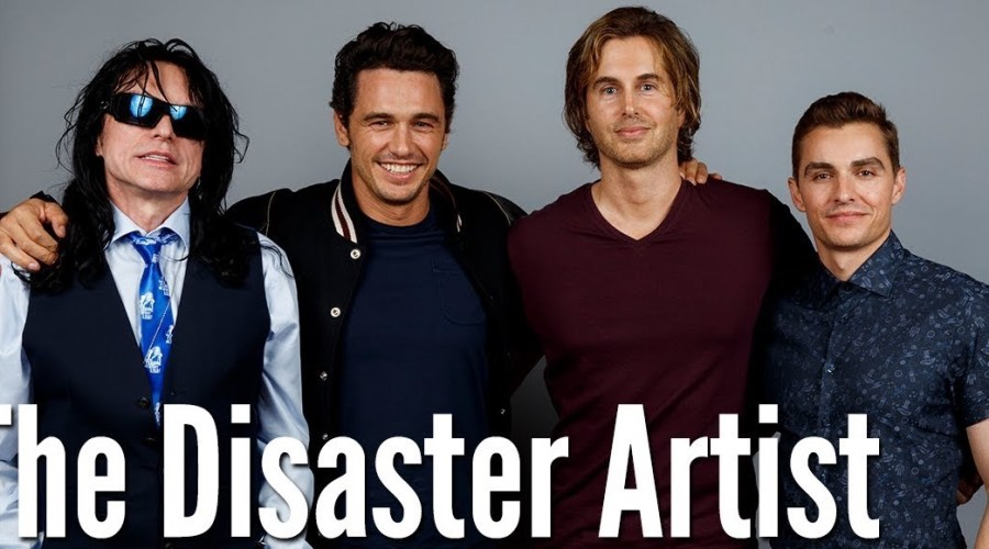 disaster artist the room