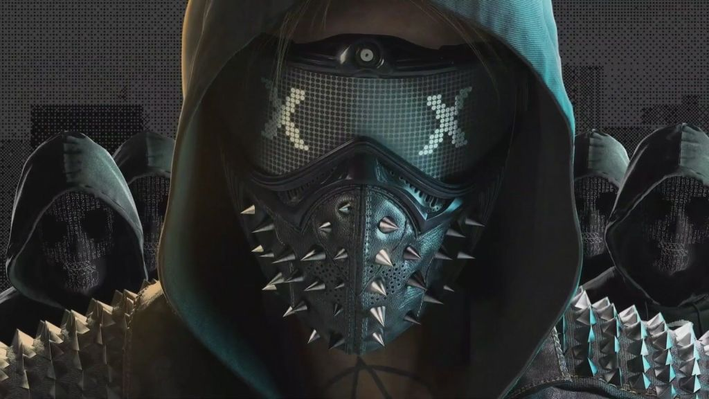 jeux video heros masqués - Watch Dogs 2 - Wrench - 2