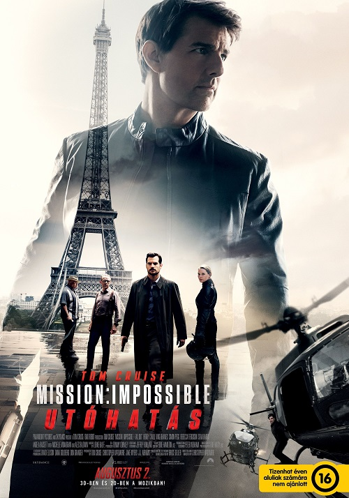Mission: Impossible - Utóhatás kritika