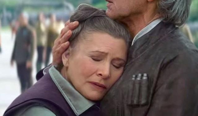Leia, Star Wars: The Force Awakens, Disney