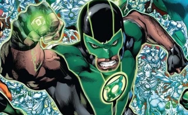 Green Lantern Corps, DC Comics