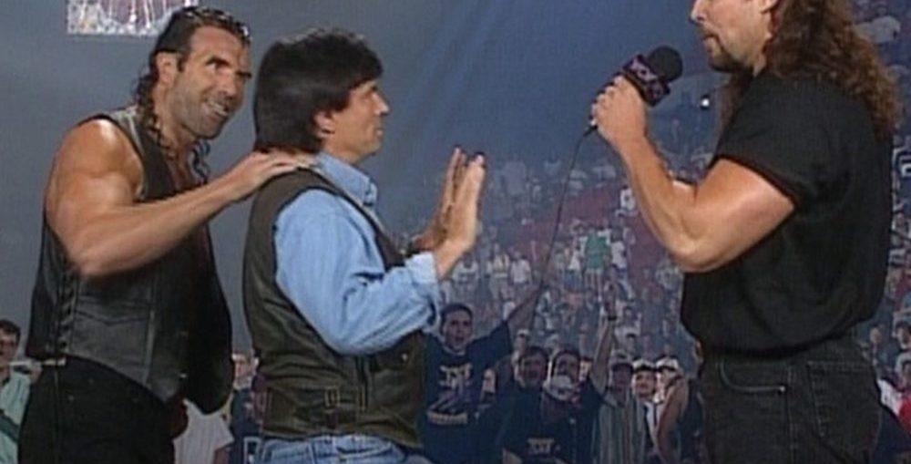 Kevin Nash Scott Hall WWE