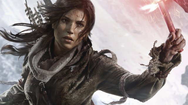 Rise of the Tomb Raider, Square Enix