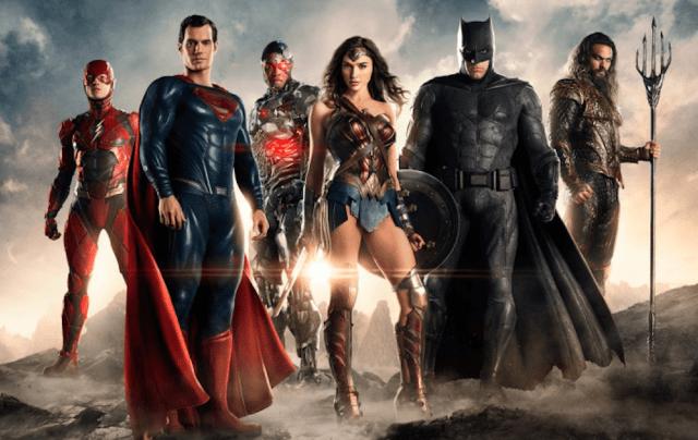 Justice League, Warner Bros.