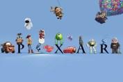 Pixar Logo, Pixar