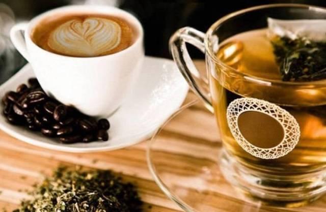 Health, Coffee and Tea