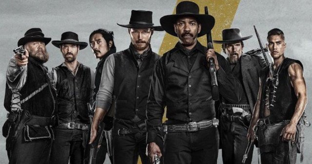 The Magnificent Seven, MGM