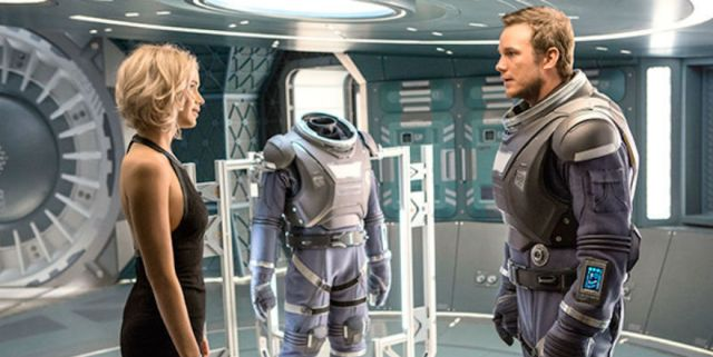 Passengers, Sony Pictures