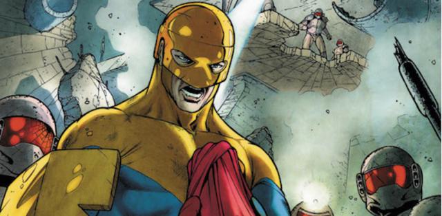 The Guardian, DC Comics