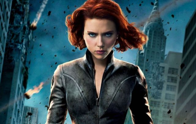 Black Widow, Marvel
