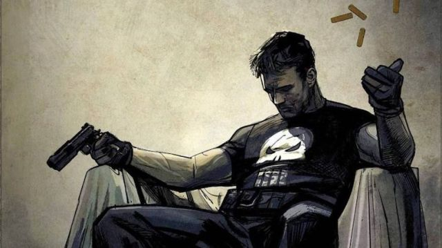 The Punisher, Marvel Comics