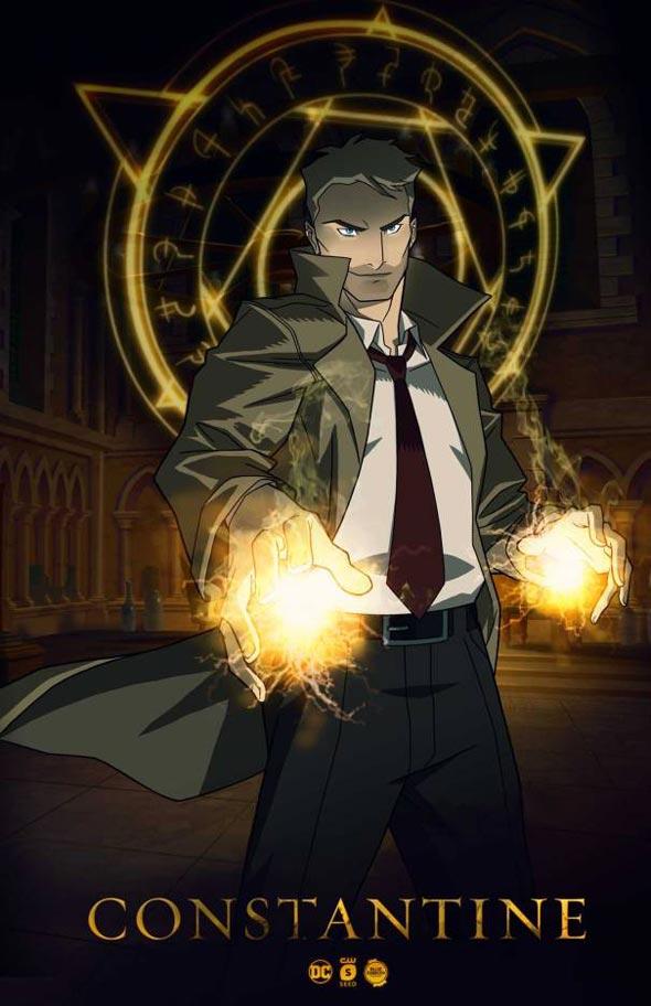 Constantine, CW Network