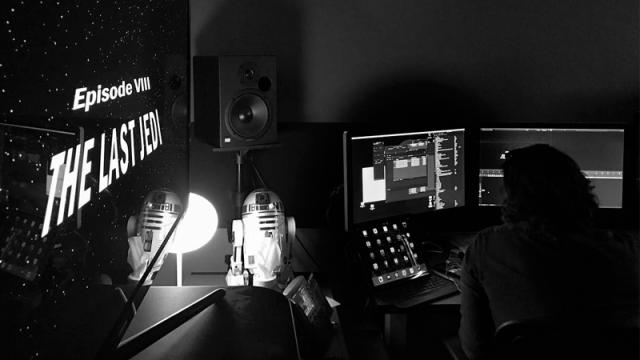 Star Wars: The Last Jedi, Instagram