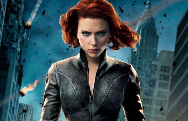Black Widow, Avengers, Marvel