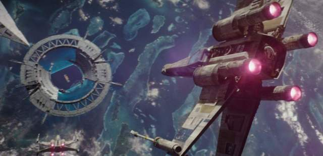 Rogue One: A Star Wars Story, Disney/ Lucasfilm