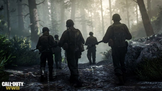 Call of Duty: WWII, Activision and Sledgehammer Games