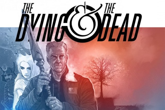The Dying and The Dead TPB, Image Comics