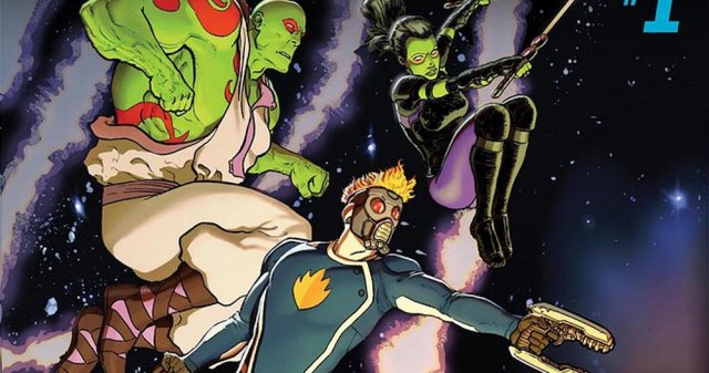 All-New Guardians of the Galaxy #1, Marvel Comics