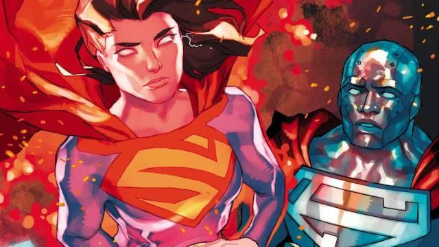 Superwoman #8, DC Comics