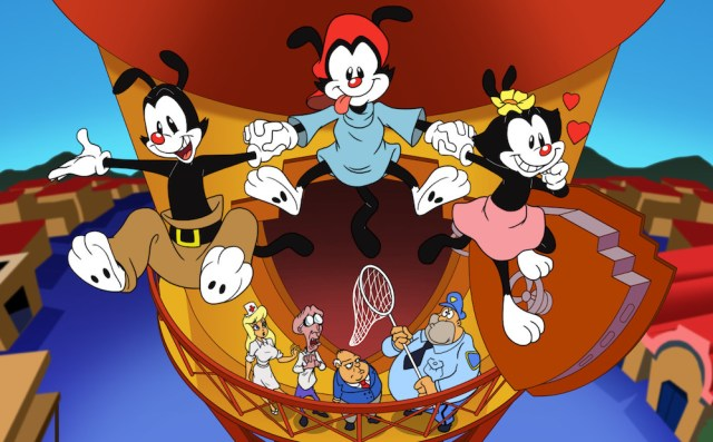 The Animaniacs, Warner Bros. Animation