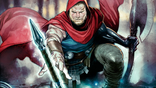 Unworthy Thor #1 TPB, Marvel Comics