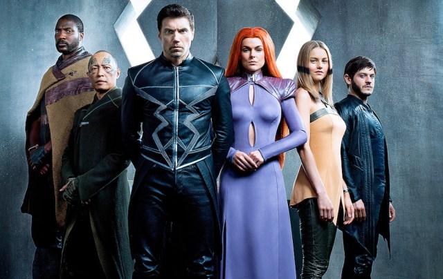 Inhumans, ABC Studios