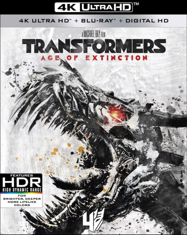 Transformers: Age of Extinction, Paramount Pictures