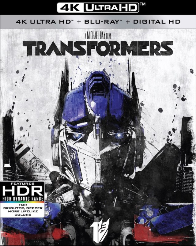 Transformers, Paramount Pictures