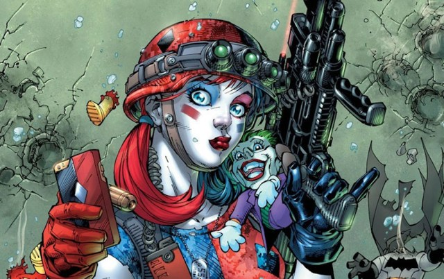 Harley Quinn and the Suicide Squad, DC Comics