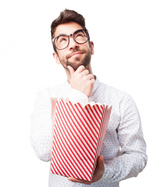 Is Popcorn a starch?