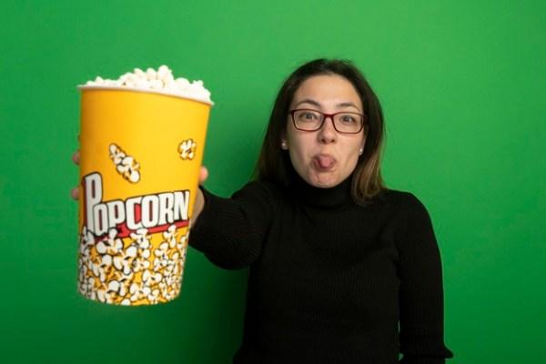 Is Popcorn a good source of fiber